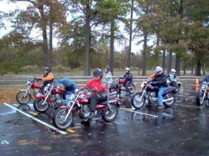 The North Carolina Motorcycle Safety Education Program